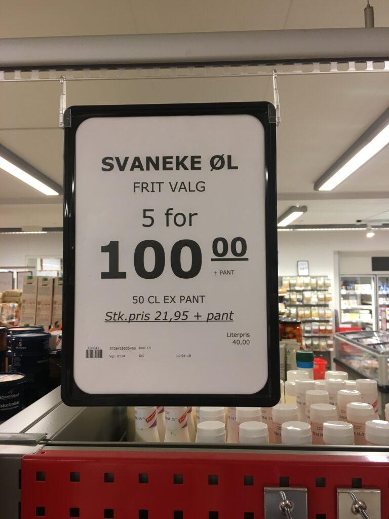 Dänisch Für Den Urlaub 2 Lektion Im Supermarkt Bornholm
